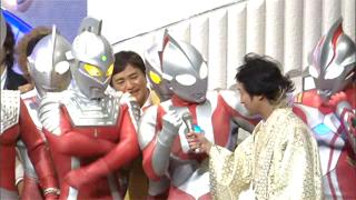 Ultraman in NHK Kouhaku