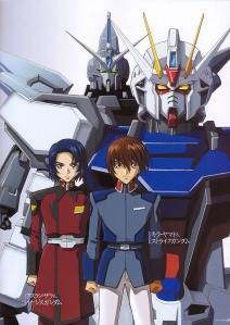 Gundam Seed 1